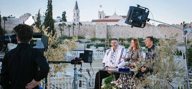 прямой эфир ТБН из иерусалима
